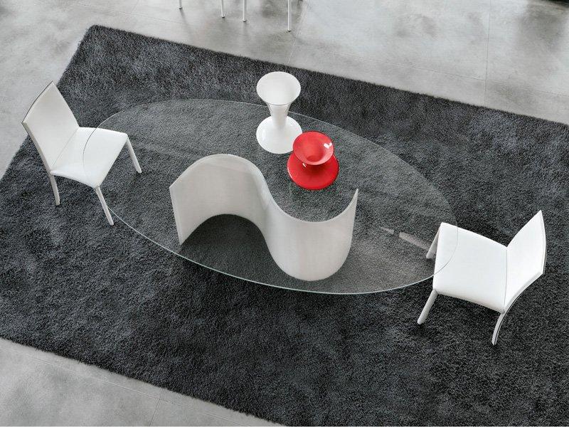 Sala da pranzo moderna Arredamento su misura G.B. ARREDAMENTI D'INTERNI DI BELLAFIORE PIETRO & C. snc