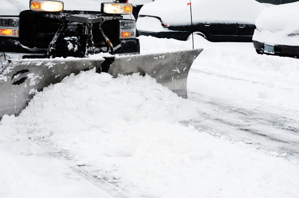 Snow Plowing, Removal, Deicing