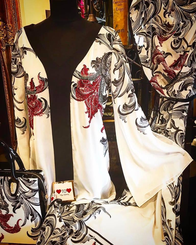 Abbigliamento da donna Ottavina Ottaviani