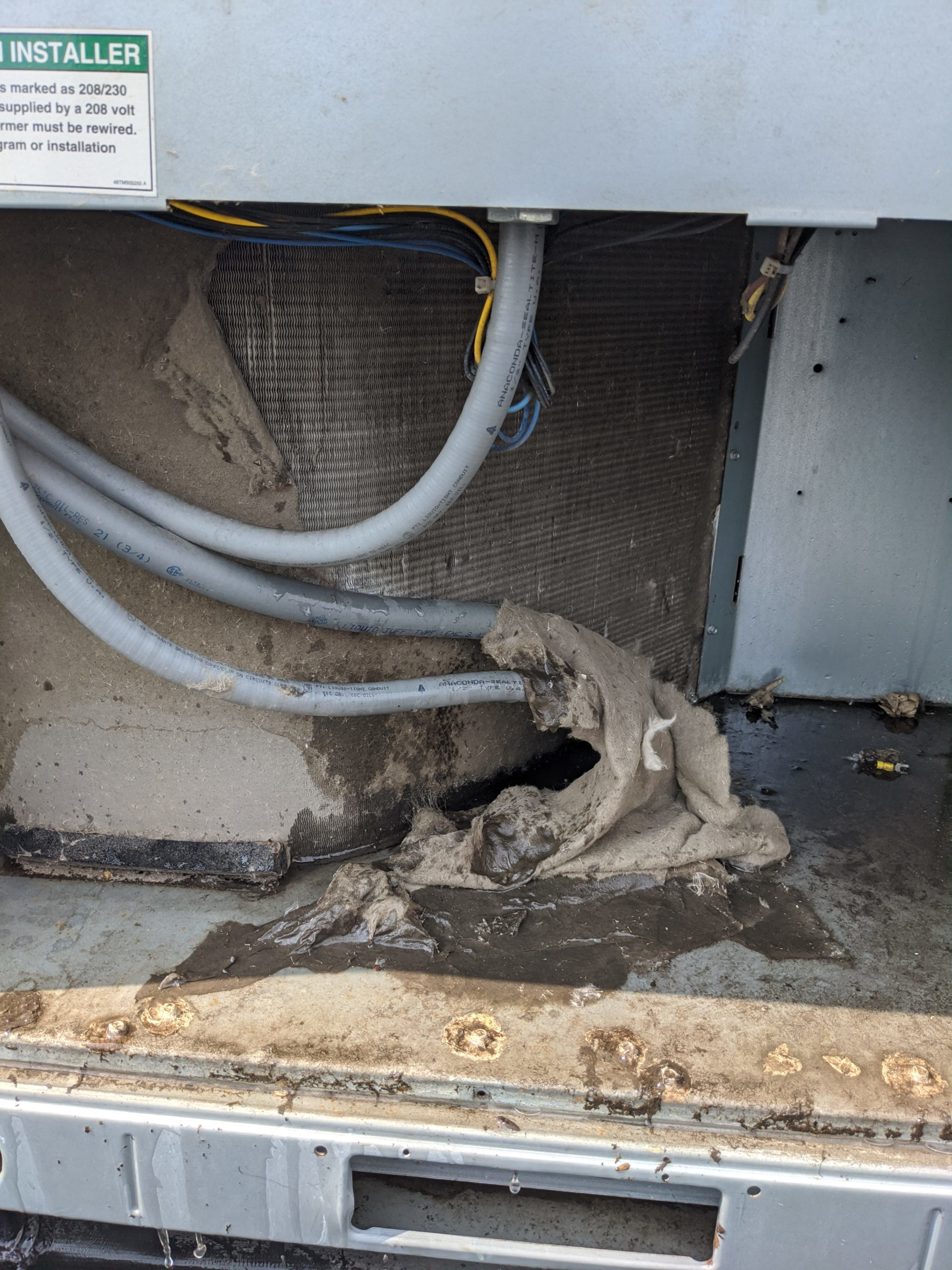 Commercial HVAC Cleaning — Lakeville, MN — G&B Environmental