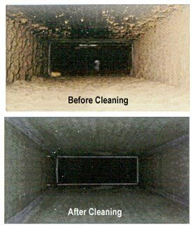 Before and After Cleaning — Lakeville, MN — G&B Environmental