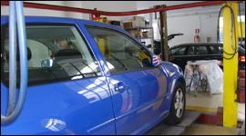 raddrizzatura ammaccature auto