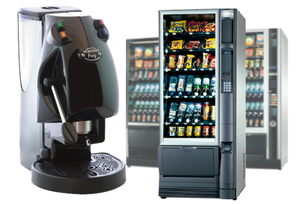 vendita macchinette caffe e noleggio distributori