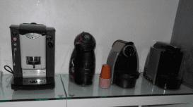 macchinette da caffè cialde