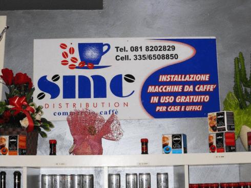 SMC installazione macchine caffè