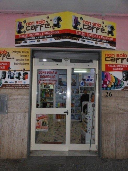 non solo caffè ingresso