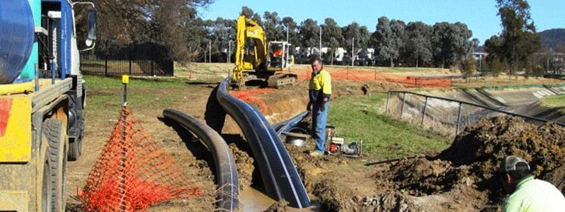 tr civils large water pipes