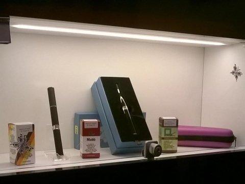 negozio sigarette elettroniche