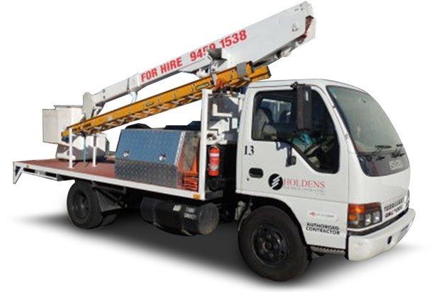 24 7 emergency service truck
