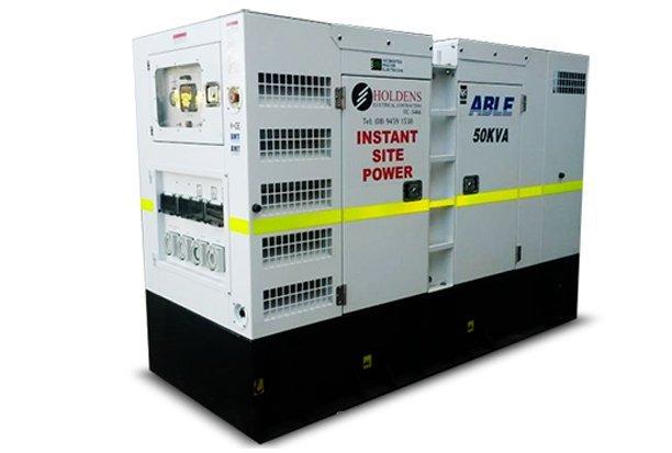 24 7 emergency generator