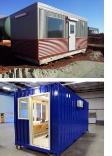 Holdens Electrical Contracting transportable buildings