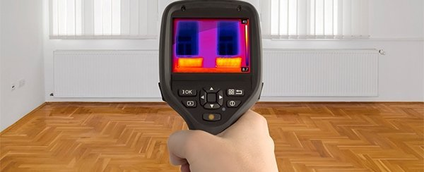 Holdens Electrical Contracting thermal imaging