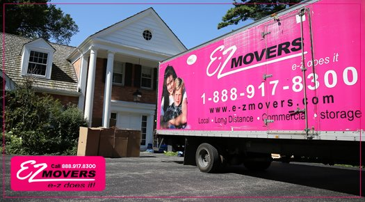 Long Distance Moving Services In Duluth Mn Ez Movers