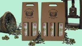Confezioni regalo olio d'oliva