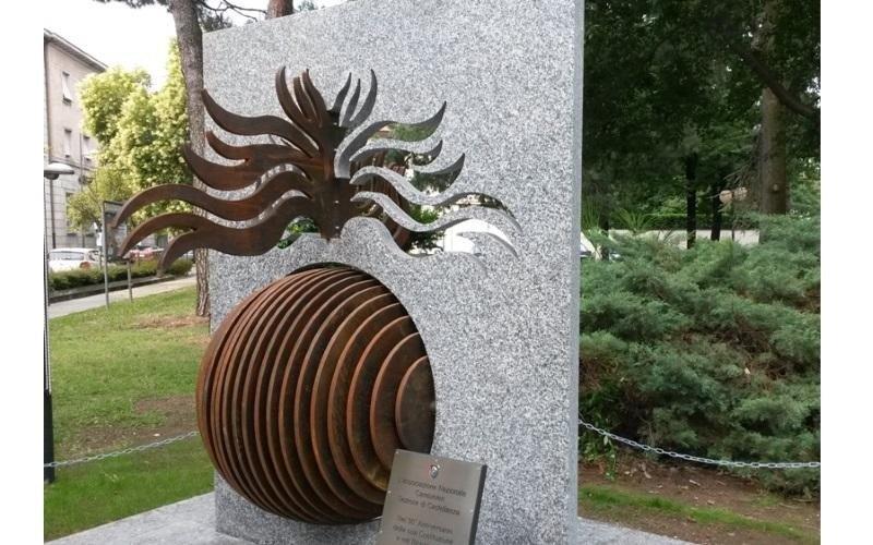 scultura ferro