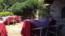 Ristorante con giardino Roma, il Casaletto