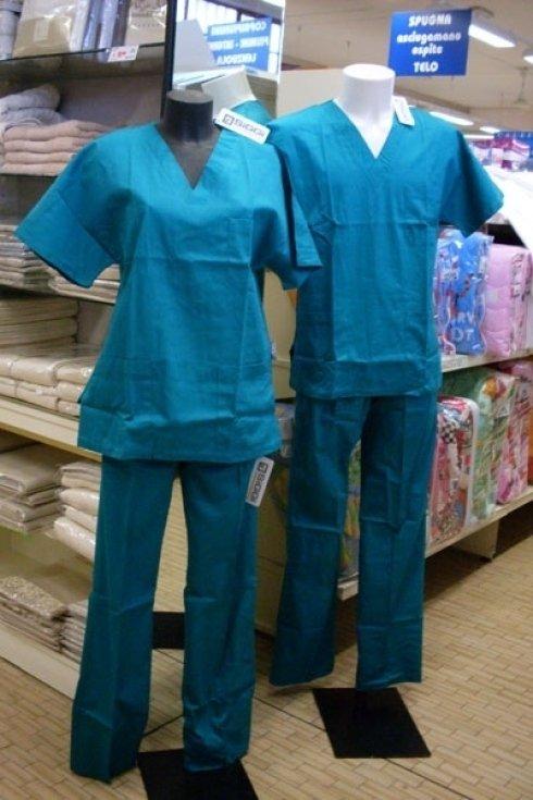Per la sala operatoria.