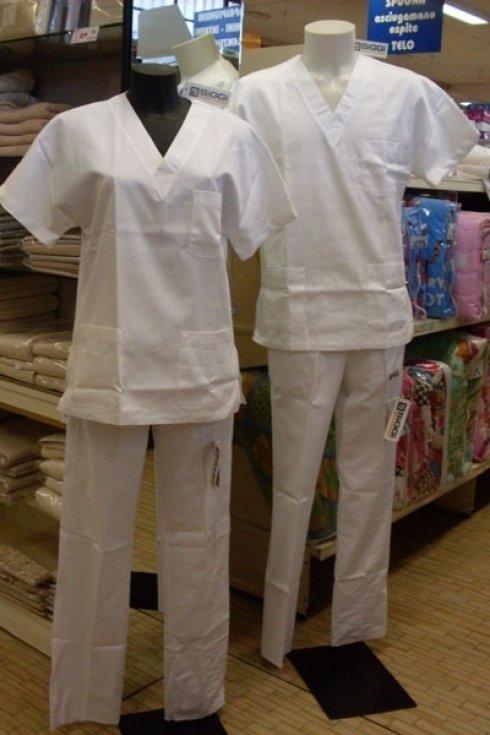 Per gli infermieri.