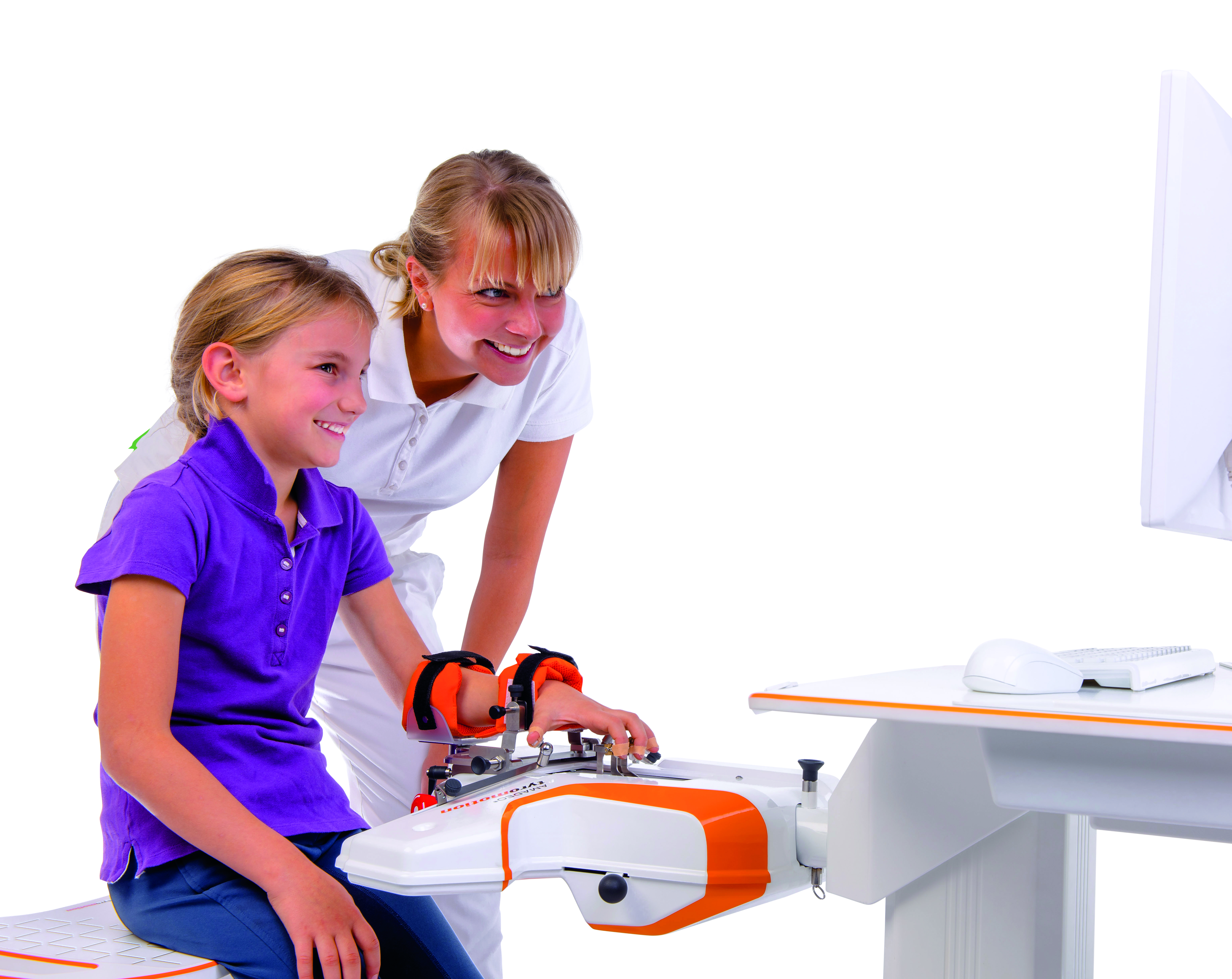 AMADEO Robotic Hand Therapy