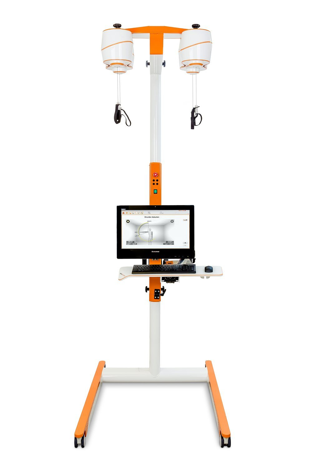 Tyrosolution - Upper body robotic and computer assisted therapy