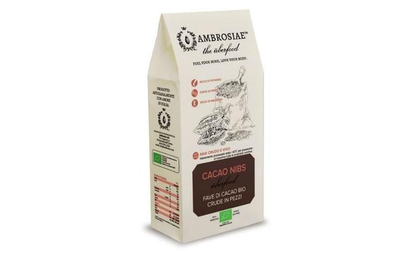 Uberfood Cacao Nibs Bio