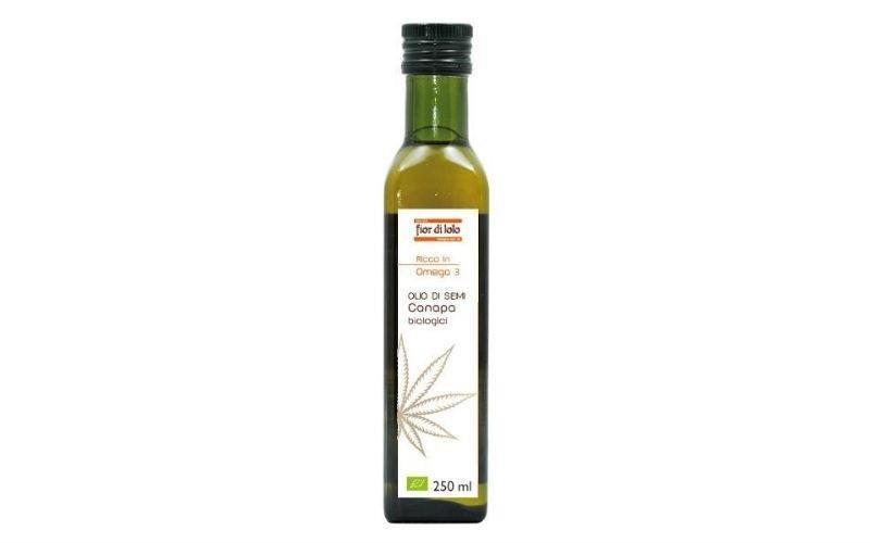 olio semi di canapa