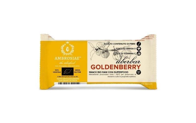 Uberbar Goldenberry bio