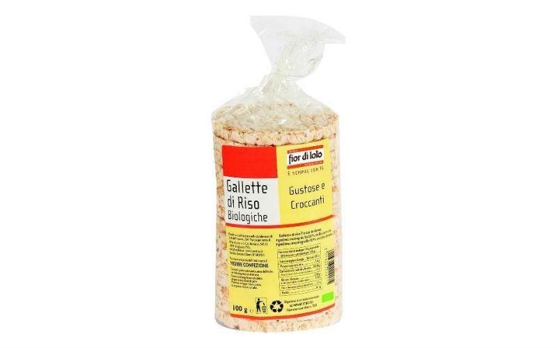 gallette di riso