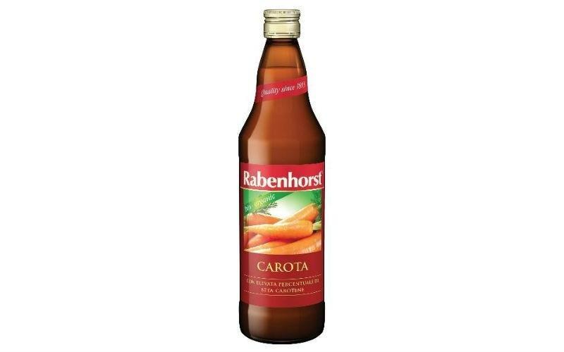 succo carota bio