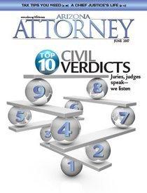 Arizona Attorney magazine