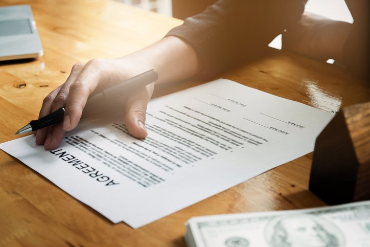 Have A Prenuptial Agreement The Alimony Provision May Be Challenged