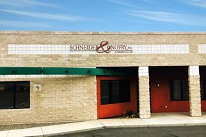 Schneider & Onofry's Yuma divorce attorney office