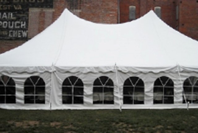 tent rentals from a company in Chillicothe, OH