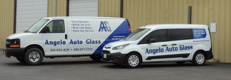 windshield repair San Angelo, TX
