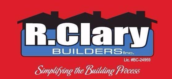 R. Clary Builders logo