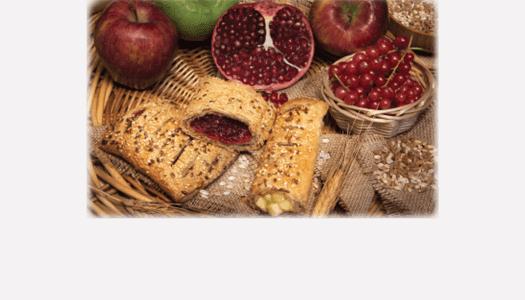 Blätterteiggebäck 5 natürliche Cerealien