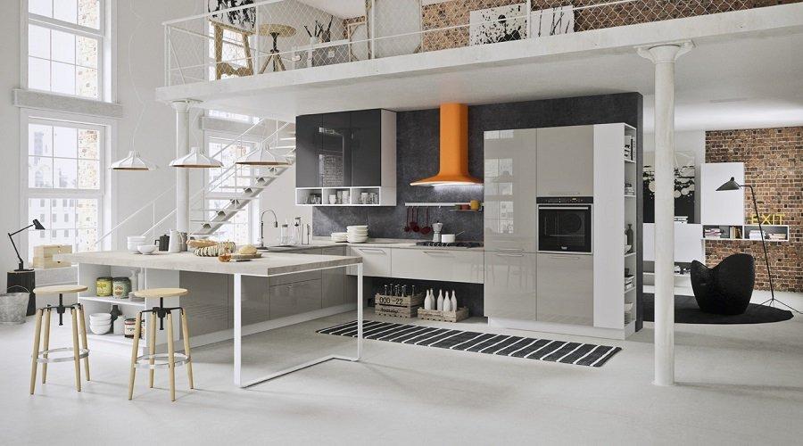 arredare soggiorno e cucina | sommatino, cl | il salone del mobile - Soggiorno E Cucina Moderna 2