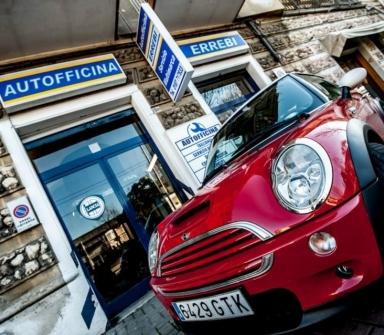 Autofficina specializzata La Spezia
