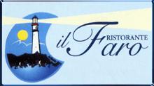 logo ristorante Il faro Santa Margherita Ligure