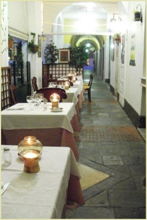 cucina senza glutine Ristorante il Faro Santa Margherita Ligure