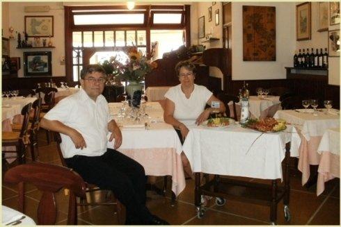 Il Ristorante il Faro Santa Margherita Ligure