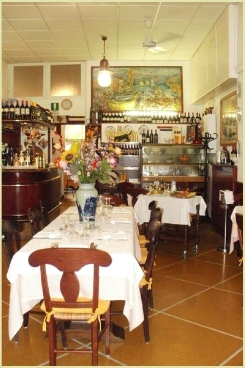 primi piatti vegetariani Ristorante il Faro Santa Margherita Ligure