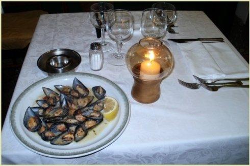 Specialità pesce di mare Ristorante il Faro Santa Margherita Ligure
