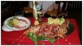 piatti pesce fresco Ristorante il Faro Santa Margherita Ligure