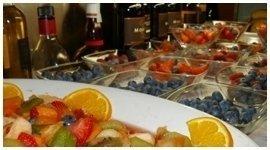 dessert di frutta Ristorante il Faro Santa Margherita Ligure