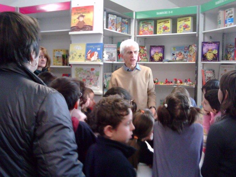 Incontro con autore Roberto Barbero