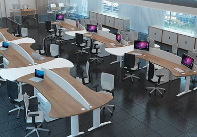 Lease office furniture