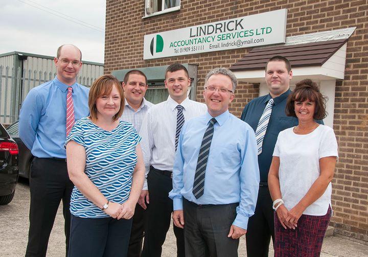 Lindrick Accountancy team