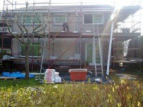 Plaster work - Hamilton, Lanarkshire - Plaster - B.M.G Builders Ltd