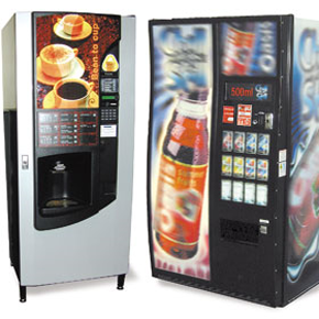 Vending Machine Business - Newcastle upon Tyne, Tyne and Wear - Vanden Vending - vending machines